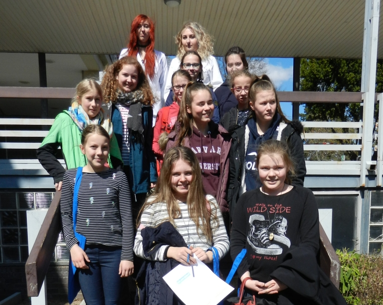 Girlsday 2019 an der FTS